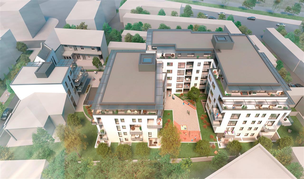 Complex rezidential semicentral in apropiere de Gara