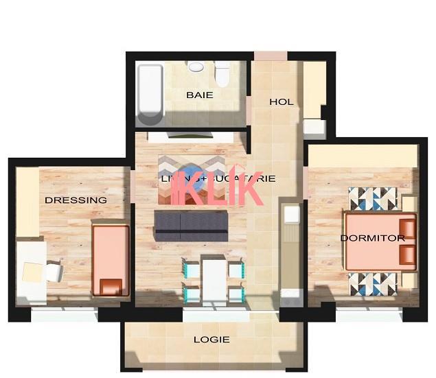 Comision 0% Apartamente cu 3 camere, garaj in Floresti, zona Poligon !