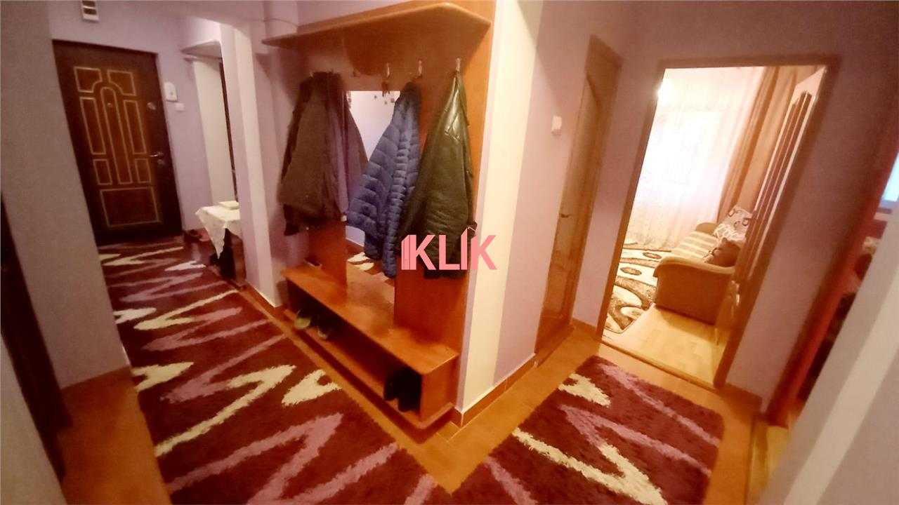 Apartament cu 3 camere, 2 bai in Marasti, etaj 1 in zona Kaufland !