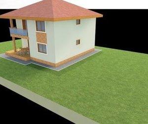 Teren intravilan cu proiect casa in curs de autorizare langa viitorul Aqua ParK