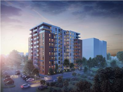 Ansamblu imobiliar nou la limita cartierului Andrei Muresanu