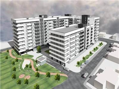 Ansamblu imobiliar nou in Marasti la 300 m de Kaufland