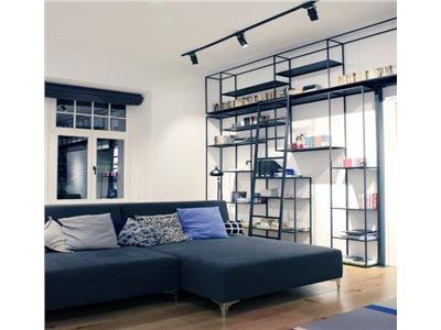 Apartament 3 camere finisat modern cladire interbelica