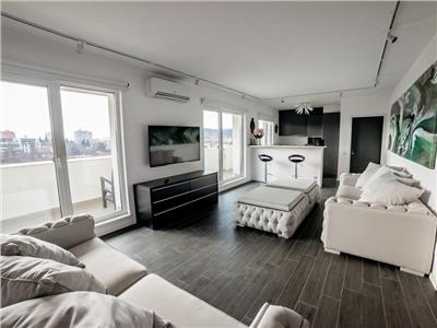 Penthouse 3 camere in Complexul Platinia