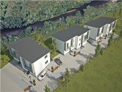 Duplexuri Floresti in zona strazii Somesului