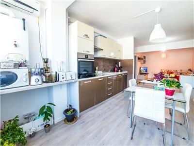 Apartament cu 2 camere in zona Atelierul de Pizza, Floresti