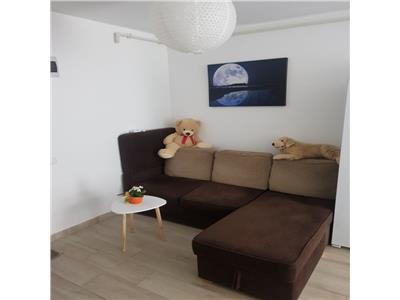 Apartament 2 camere mobilat si utilat cu 2 locuri de parcare