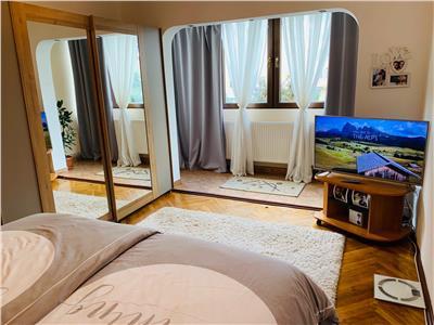 Apartament cu 2 camere in Marasti, etaj 1, garaj beton, zona P-ta Marasti !