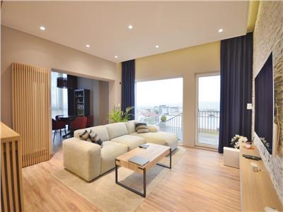 Penthouse de lux in Buna Ziua, 104 mp+ terasa 190 mp!