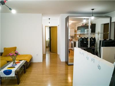 Apartament 3 camere bloc nou cu CF si loc de parcare