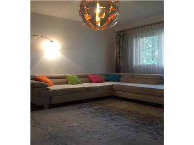 Apartament 3 camere finisat si mobilat