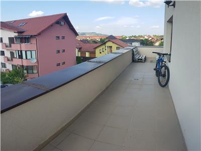 Apartament 2 camere cu terasa 38 mp si 2 locuri de parcare