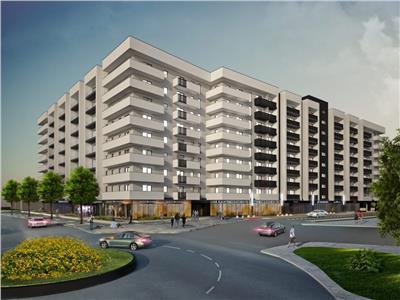 Apartament cu 2 camere in Marasti, etaj intermediar, parcare subterana !