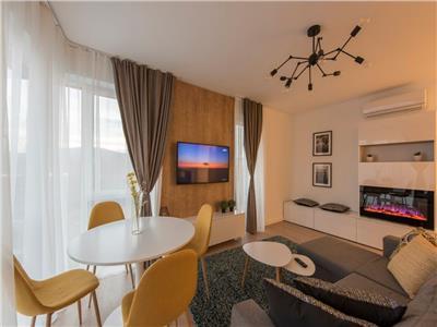 Apartament cu 3 camere de lux la prima inchiriere!