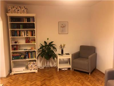 Apartament 2 camere etaj intermediar superfinisat mobilat si utilat