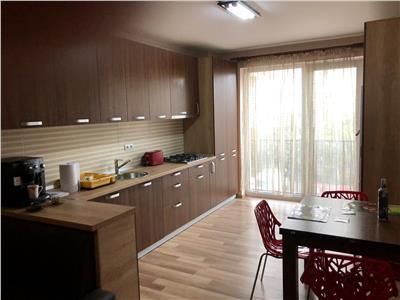 Apartament 3 camere bloc nou cu garaj zona USAMV