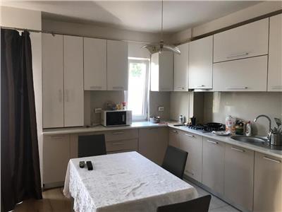 Apartament 2 camere bloc nou cu CF finisat mobilat si cu prcare subterana zona Ntt Data