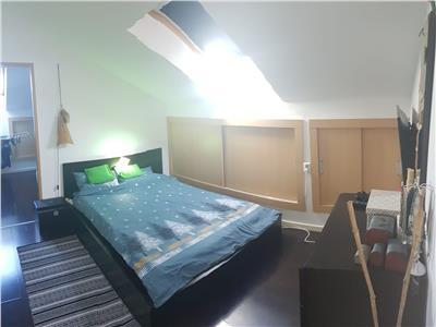 Apartament 3 camere mobilat si utilat cu parcare