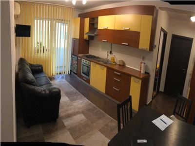 Apartament 3 camere, complet mobilat si utilat + parcare