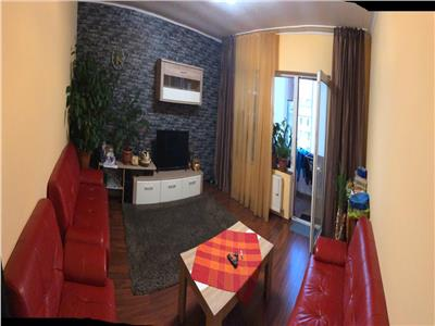 Apartament 2 camere Floresti, mobilat si utilat + parcare !