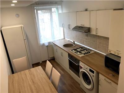 Apartament 3 camere modern mobilat si finisat