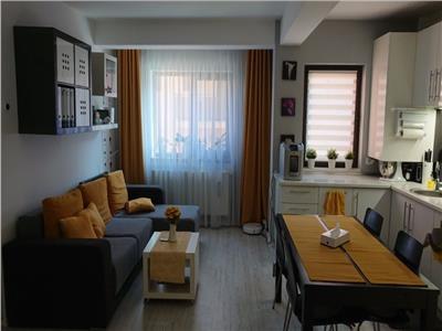 Apartament 3 camere ultrafinisat cu garaj