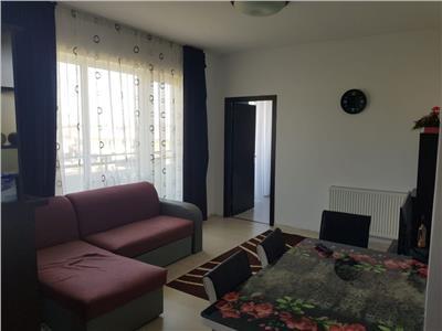 Apartament 3 camere, mobilat, utilat, zona aerisita + parcare !