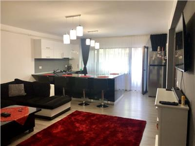 Apartament 3 camere ultrafinisat cu 2 locuri de parcare