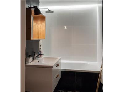 Apartament  1 camera utrafinisat si mobiat in Marasti