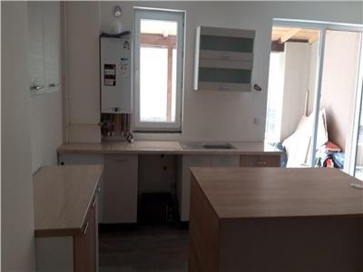 Apartament 2 camere, terasa, gradina + parcare subterana !