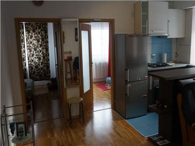 Apartament cu 3 camere in Manastur, parcare cu CF, c-tie noua !