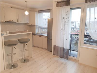 Apartament cu 2 camere in bloc nou in zona Clujana
