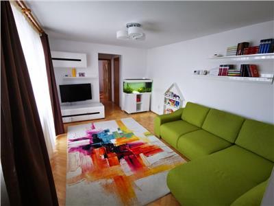 Apartament 3 camere etaj intermediar in Gheorgheni. Este pregatit special pentru tine!!