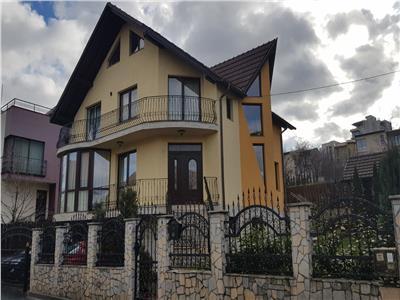 Casa individuala finisata modern zona Gruia