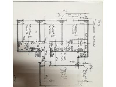 Apartament 4 camere decomandat zona OMV Piata Marasti