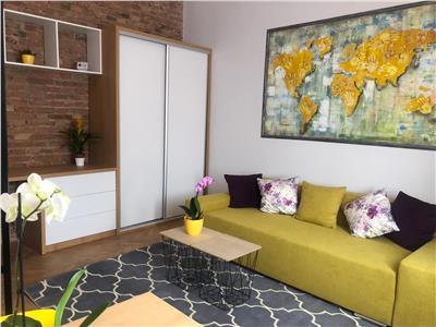Apartament cu o camera superfinisat Calea Motilor