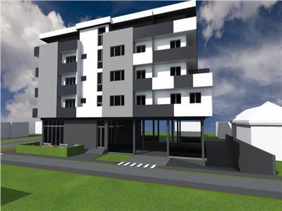Apartament cu 2 camere in bloc nou 55 mp