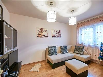 Apartament cu 2 camere in Grigorescu, finisat la cheie, etaj intermediar!