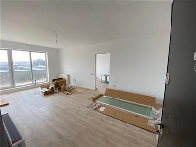 Apartament 2 camere cu terasa in bloc nou, zona centrala!!!