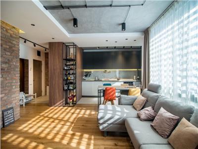 Apartament cu 2 camere in bloc nou cu CF zona MOL Calea Turzii