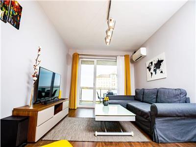 Apartament cu 2 camere in zona Grand Hotel Italia