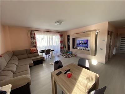 Apartament 3 camere etaj intermediar bloc nou zona Lukoil Marasti!!!
