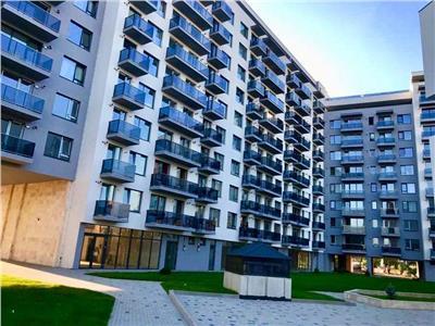 Apartament semifinisat cu 2 camere in constructie noua cu CF zona Clujana