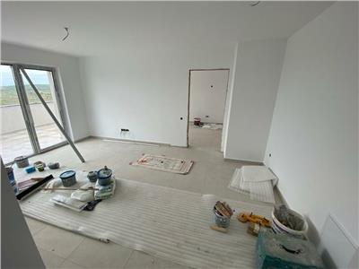Penthouse doua camere bloc nou terasa langa Baza Sportiva Gheorgheni!!