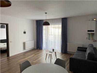 Apartament cu 2 camere in Buna Ziua, etaj intermediar, finisat la cheie !