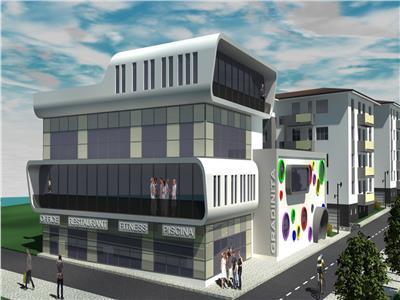 Apartamente de 2 si 3 camere in Complex rezindential zona Parcul poligon
