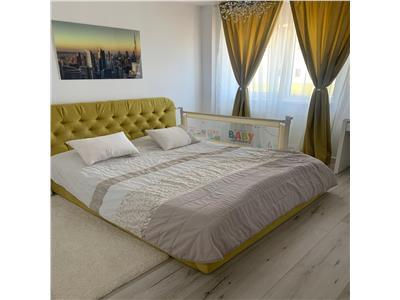 Apartament cu 3 camere, 74 mp, etaj 1, c-tie noua in Marasti!