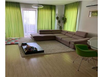 Apartament cu 3 camere in Buna Ziua, 86 mp + 24 terasa, etaj 2, zona Lidl !