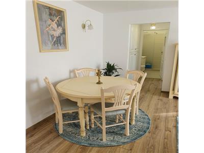Apartament cu 3 camere in zona ultracentrala mobilat si utilat in stil boem