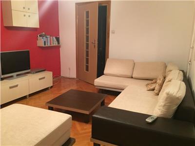 Apartament cu 3 camere complet mobilat si utilat in cartierul Gheorgheni langa Politia Rutiera